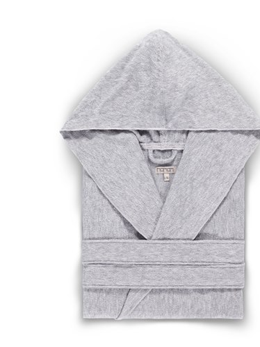 Ash Light Hooded